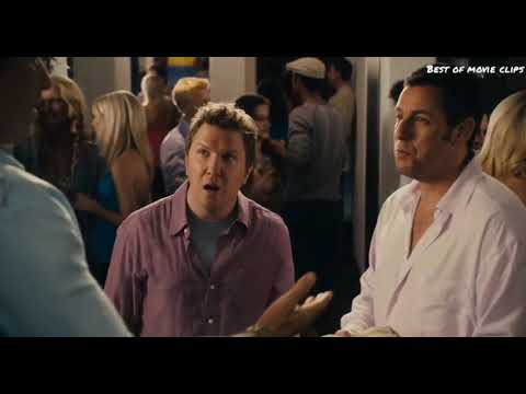 """Adam sandler """"just go with it"""" funny movie clip