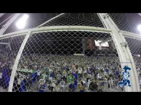Video - HINCHADA 4K | Velez 2 Vs Arsenal 1 | Torneo 2015 | Fecha 08 - La Pandilla de Liniers - Vélez Sarsfield - Argentina