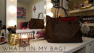 What's In My Bag: Carryon | Travel - YouTube