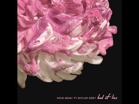 Bed Of Lies (feat. Skylar Grey) (Clean Radio Edit) (Audio) - Nicki Minaj