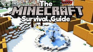 Planning a Modern Ski Village! • The Minecraft Survival Guide (Tutorial Let's Play) [Part 267]