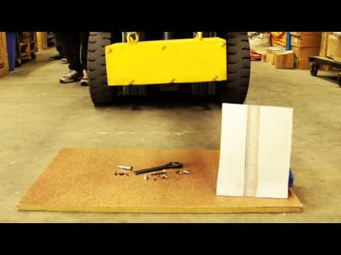 Suspension Plate Magnet | AMF Magnets