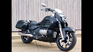 4. SOLD! 2014 Honda Gold Wing Valkyrie 1,029 Miles!