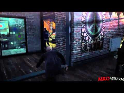 Прохождение игры Hitman Absolution: Миссия 4 - Спасайся