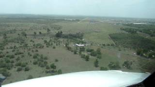 Nagpur India  city photo : Cockpit view of Landing in NAGPUR, India