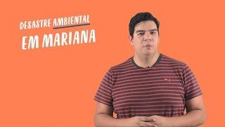 O professor Claudio Hansen fala sobre o desastre ambiental em Mariana, além de propor uma questão sobre o tema. Quer mais vídeos de todas as matérias do ensi...