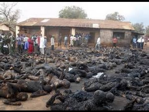 Breaking News 2015 800,000 children have fled Boko Haram ISIS violence in Nigeria