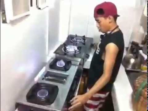 DJ bếp ga số 1 :))
