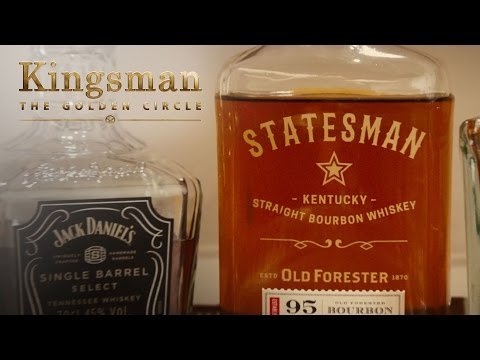 Kingsman: The Golden Circle (Featurette 'Old Forester Statesman')