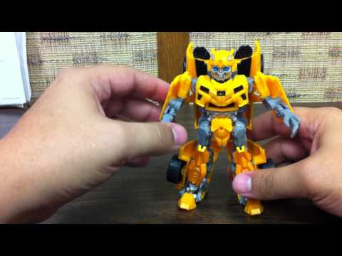 Quick Review: Activators Bumblebee