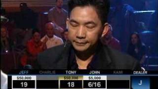 World Series of Blackjack Final Table - Part 7