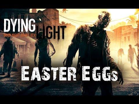 Dying Light - All Easter Eggs [PL]