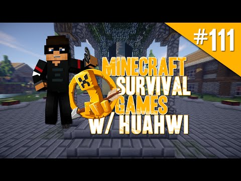 Minecraft Survival Games #111: Casual Game 3 (w/ SixZoSeven & G33ke) (видео)
