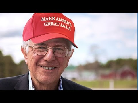 What If Bernie Sanders Was President???? (simulated)