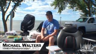 Michael Walters' Off Day Activities