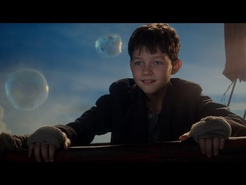 A New Trailer for the Upcoming Peter Pan Film