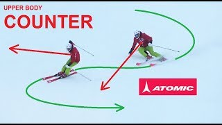 Ski INSTRUCTION: Upper Body Counter