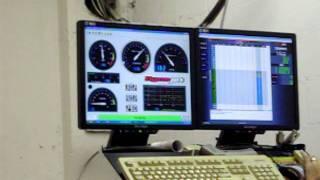 8. 2006 Gsxr 600 Dyno HP pull
