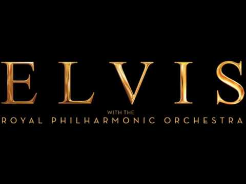 Elvis Presley - New video : Suspicious minds with the Royal Philharmonic Orchestra