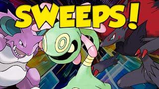 A Buncha Pokemon Sweeps! by Verlisify