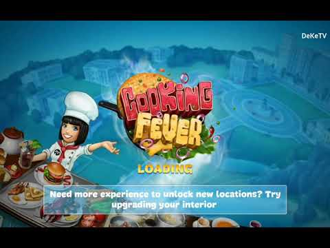 Cooking Fever Bakery Tournament Part 2 - Cooking GamePlay