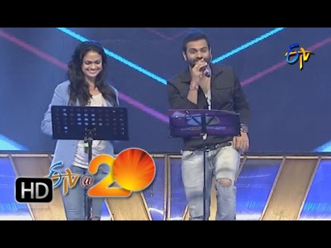 Sri-Ramachandra-Suchitra-Performance--Maro-Maro-Marore-Song-in-Nellore-ETV-20-Celebrations