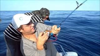 Pescaria de Olhetes No Parcel da Merluza 08/06/2013