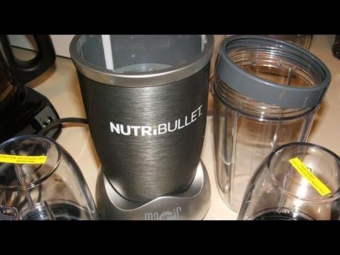 Magic Bullet vs Nutri Bullet