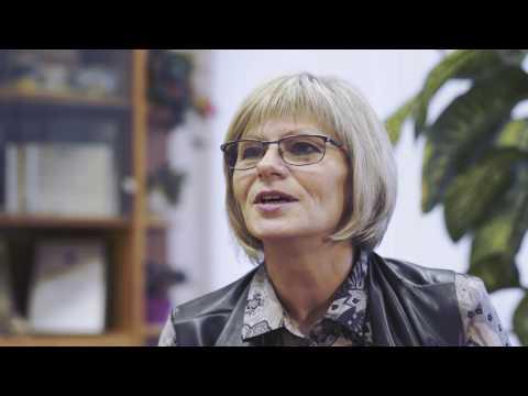 Sarmīte Sustrupe - Jelgavas novada pašvaldības 2016. gada Atzinības raksta saņēmēja