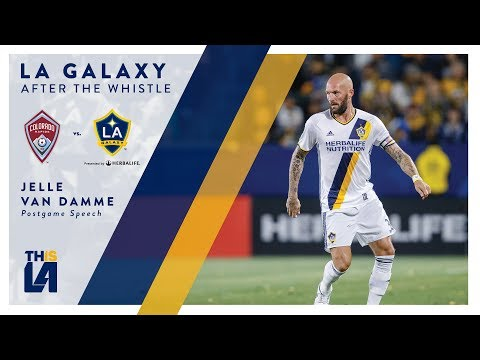Video: Captain Fantastic: Watch Jelle's stirring postgame speech follow win over Rapids