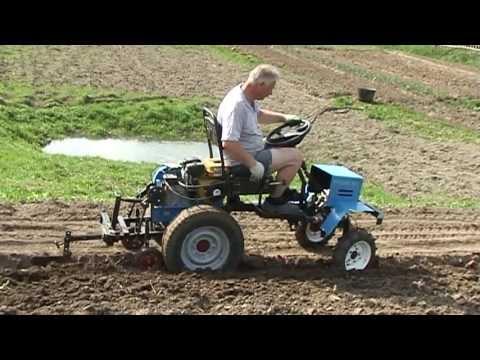 Трактор из мотоблока своими руками фото чертежи