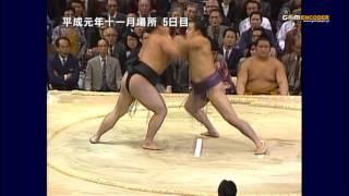 【訃報】大横綱 千代の富士、亡くなる  61歳 昨年還暦土俵入りしたばかり