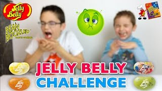 Video JELLY BELLY CHALLENGE : HORRIBLE ! (Bean Boozled Challenge) MP3, 3GP, MP4, WEBM, AVI, FLV Juli 2017