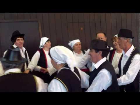 Dvor daleko - mešovita pevačka grupa ZU BANIJA iz Beograda
