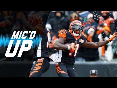 Video: Brandon LaFell Mic'd Up vs. Bears