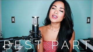 Video Best Part - Daniel Caesar feat. H.E.R. (Jules Aurora Cover) MP3, 3GP, MP4, WEBM, AVI, FLV Maret 2018