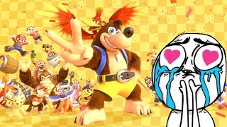 Grown Man Cries for Bear and Bird. Welcome Home, Banjo & Kazooie