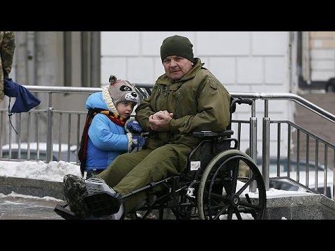 Ουκρανική κρίση: Κλεφτοπόλεμος στις πύλες της Ευρώπης