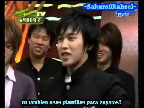 [Sub Español] Super Junior Show Ep 12 Part 1