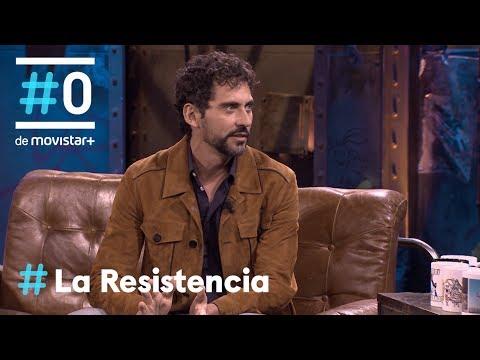 LA RESISTENCIA - Entrevista a Paco León   #LaResistencia 07.01.2019
