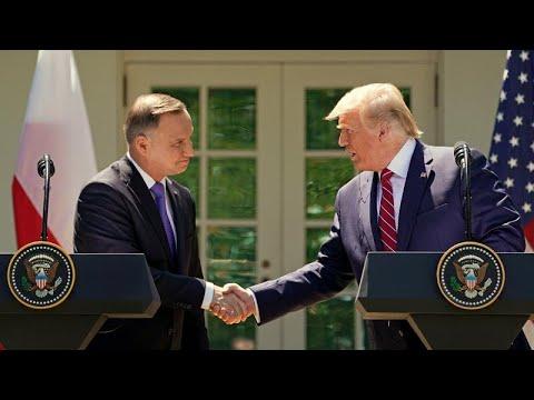 Ενισχύεται η συνεργασία των ΗΠΑ με την Πολωνία
