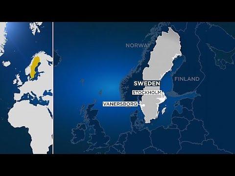 Σουηδία: Φωτιά ξέσπασε σε κέντρο φιλοξενίας μεταναστών
