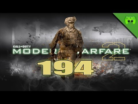 MODERN WARFARE 2 # 194 - Subbase Battle «»  Let's Play Modern Warfare 2 | HD
