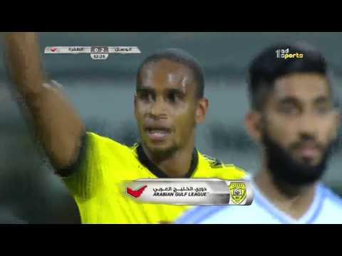 Al Wasl 3 x Dhafra 0 AG League 21 11 2015 Goals