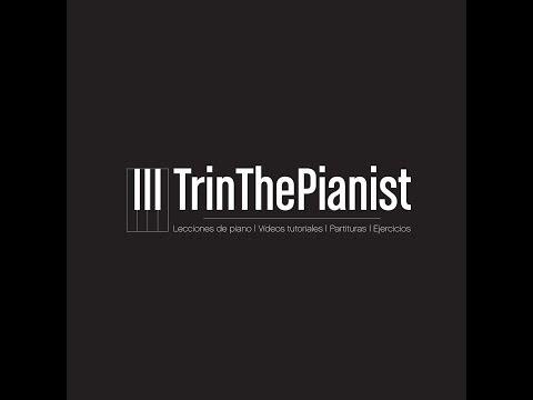 Cómo tocar the house of the rising sun al piano (arreglo fácil). Tutorial para piano