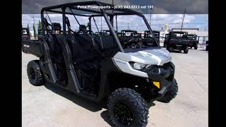 7. 2019 Can-Am® Defender MAX DPS™ HD10