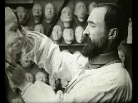 Wwi S Tin Noses Shop The Art Of Early Facial