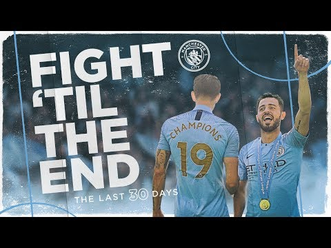 'Fight 'Til The End' Episode 3 | Man City 2018/19 Documentary