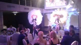Жаркая бразилия на свадьбе успех мероприятия в целом
