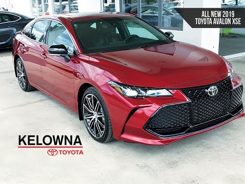 New 2019 Toyota Avalon Xse I Premium Paint I Jbl Audio 4 Door Car In